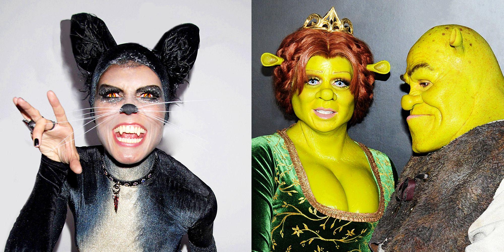 Heidi Klum Halloween Costumes Over the Years \u2014 Heidi Klum