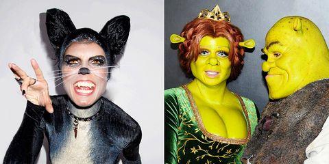 Halloween Costume 38.Heidi Klum Halloween Costumes Over The Years Heidi Klum Halloween