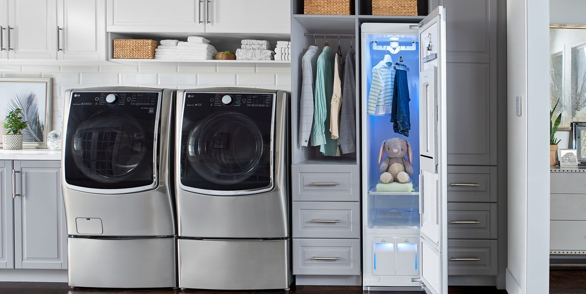 15 Clever Laundry Room Ideas - How to Organize a Laundry Room