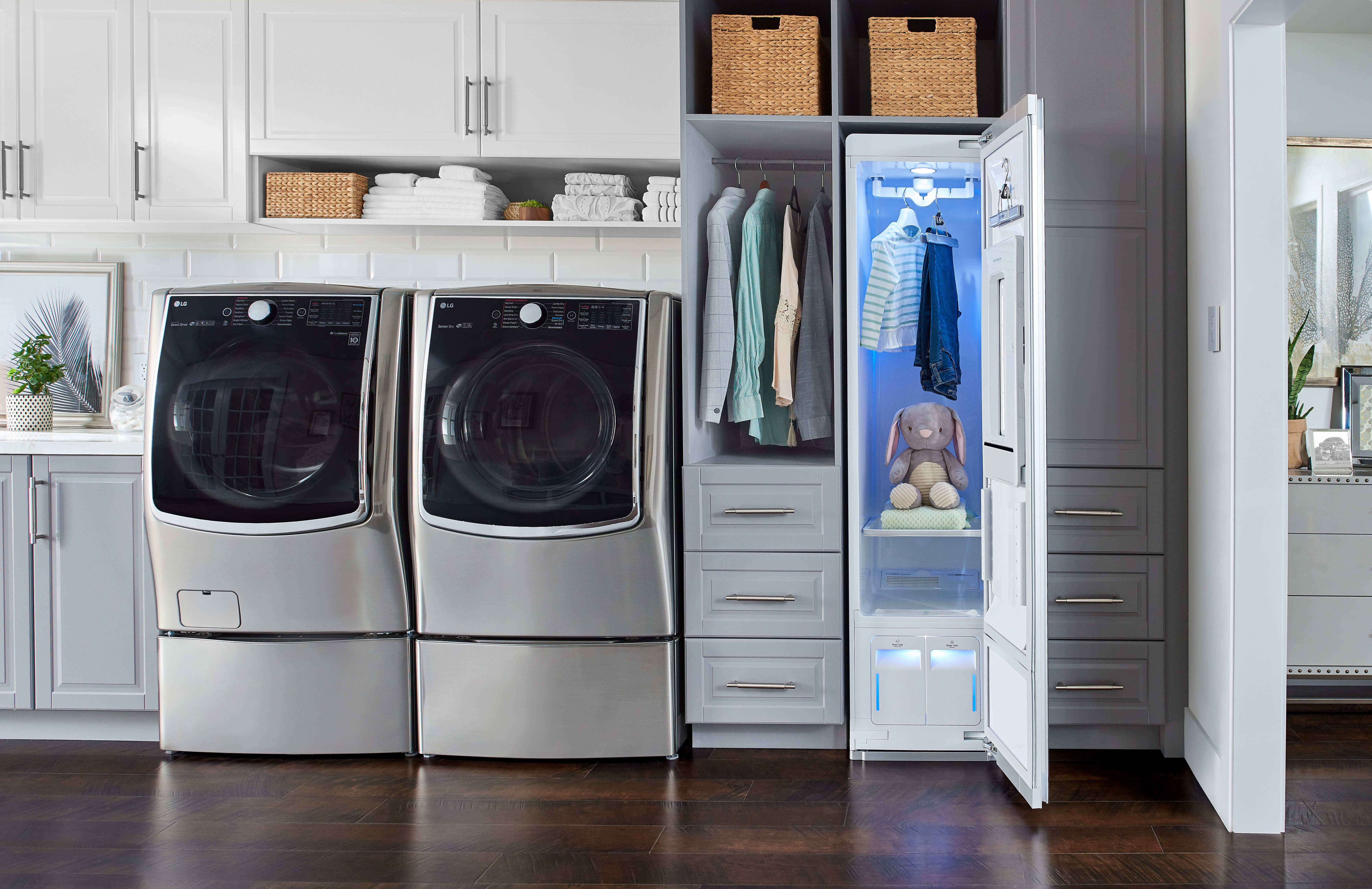 Picture of: 17 Clever Laundry Room Ideas How To Organize A Laundry Room