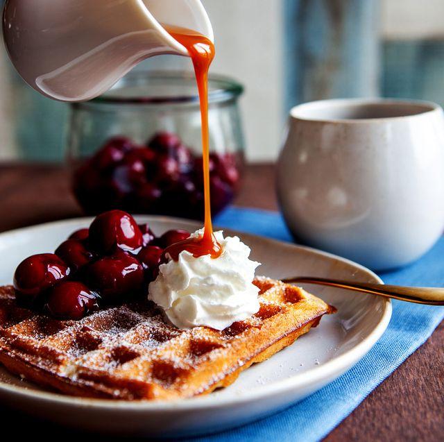 ultimate waffle recipe