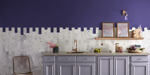 Pantone Ultra Violet - Valspar launches paint shade exclusively