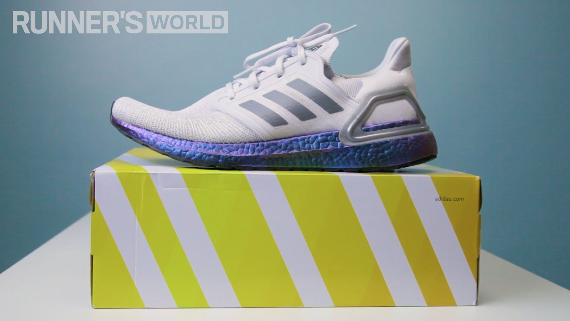 Trainer Chat: Runner's World talks to adidas about the