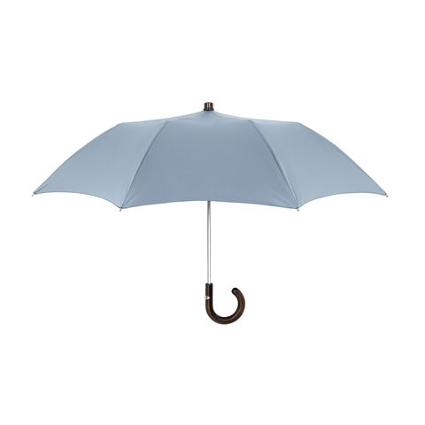 Umbrella, White, Fashion accessory, Shade, Beige, Italian greyhound, Metal,