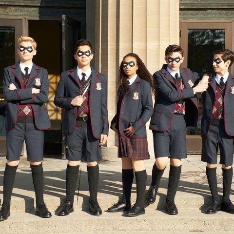 Netflix reveals The Umbrella Academy season 1's massive viewing figures