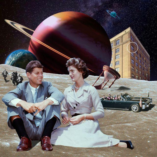 jfk science fiction