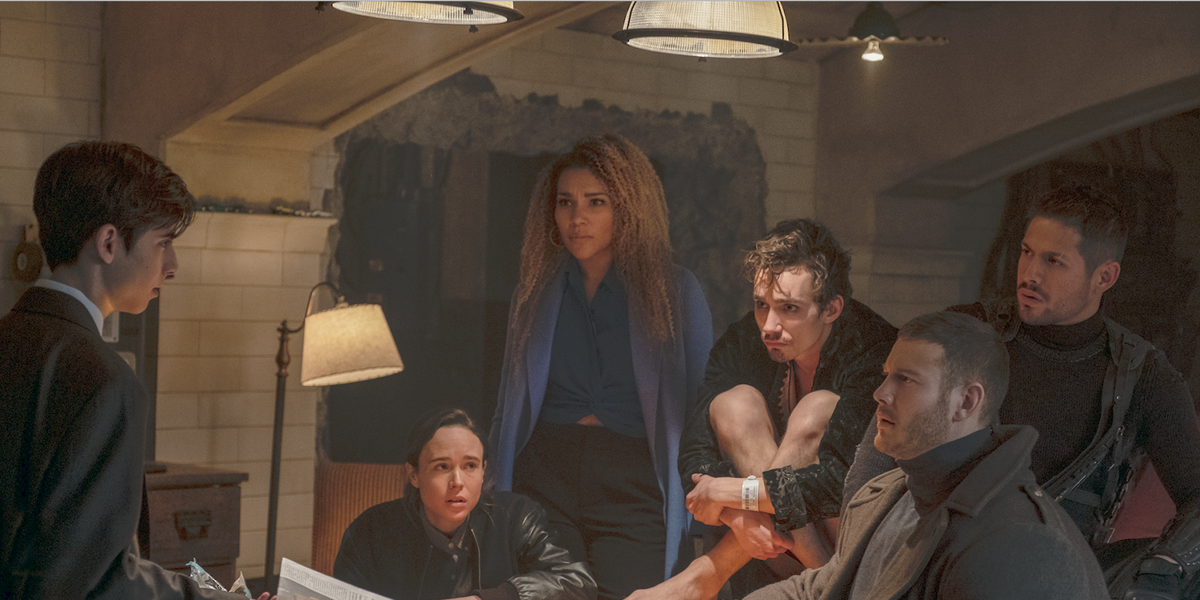 Umbrella Academy actor doesn't want his character labelled as just ...