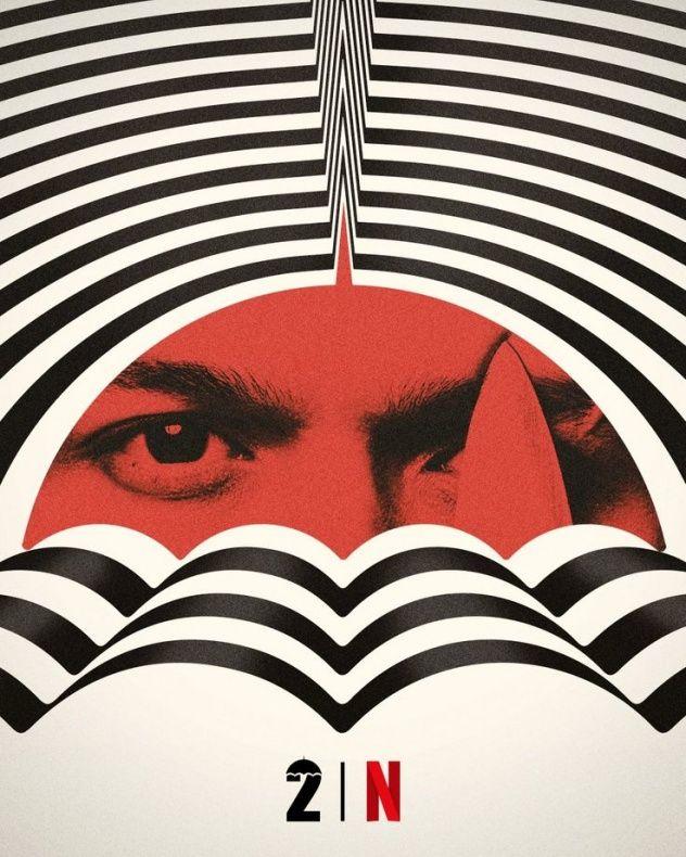 'The Umbrella Academy 2': pósters de personajes - Netflix