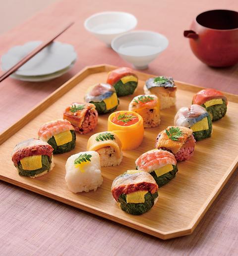 うめもり てまり寿司