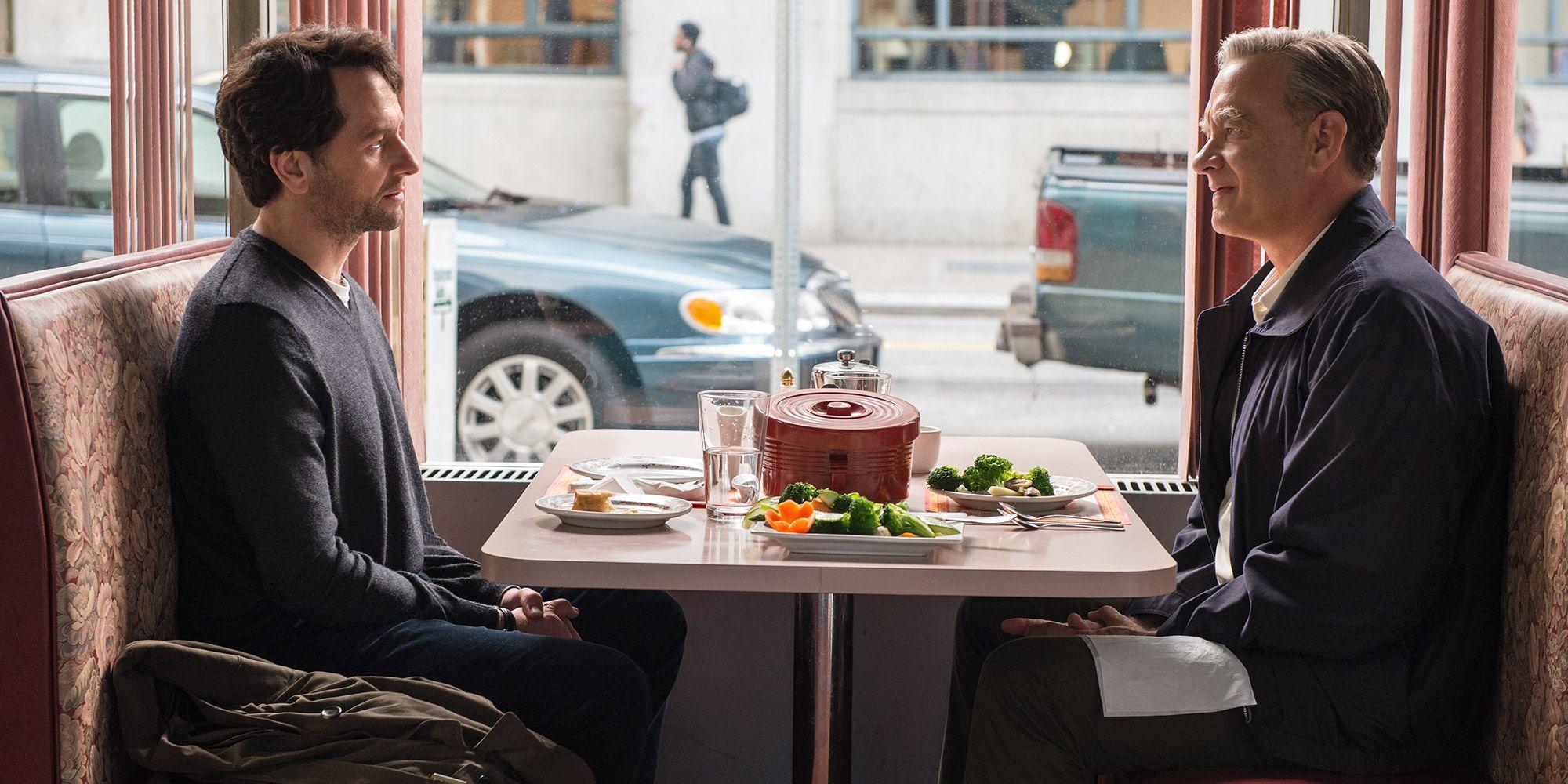 Matthew Rhys estrena 'Un amigo extraordinario'