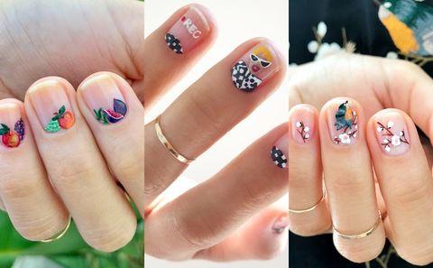 Betina R. Goldstein nail art