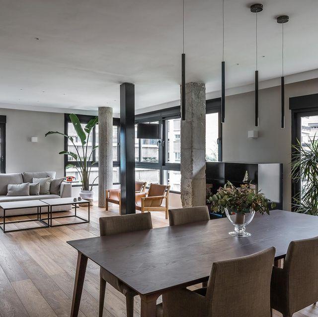 un piso reformado en valencia