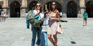De la película Un verano en Salamanca, con Susan Hoecke y Patricia Aulitzky.