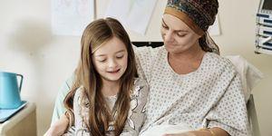 Emma Oliver y Cindy Busby 'Una carta desde el cielo'