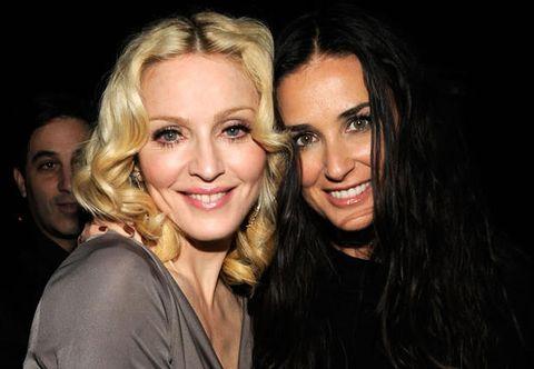 Una dieta molto diffusa a Hollywood Madonna e Demi Moore ciclicamente seguono la Lunar diet.