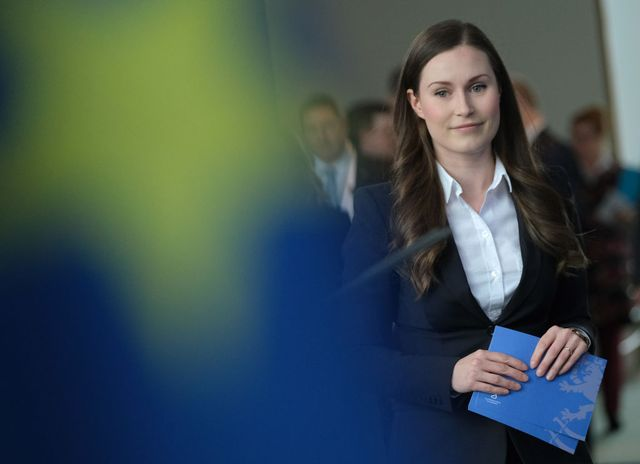 una ragazza di 16 anni è stata prima ministra finlandese per un giorno