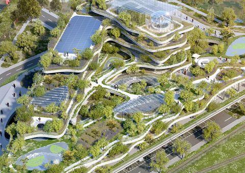 Semaphore: la ciudad verde del futuro