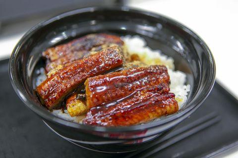 gesündester Fisch zum Essen unagi