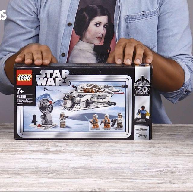 Lego Star Wars Uboxing