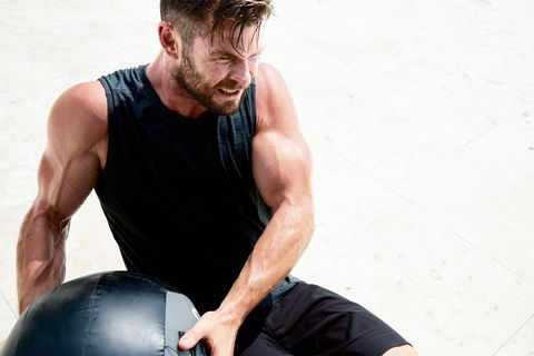 Chris Hemsworth S Functional Fitness Workout