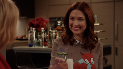 Unbreakable Kimmy Schmidt Thanksgiving Episode