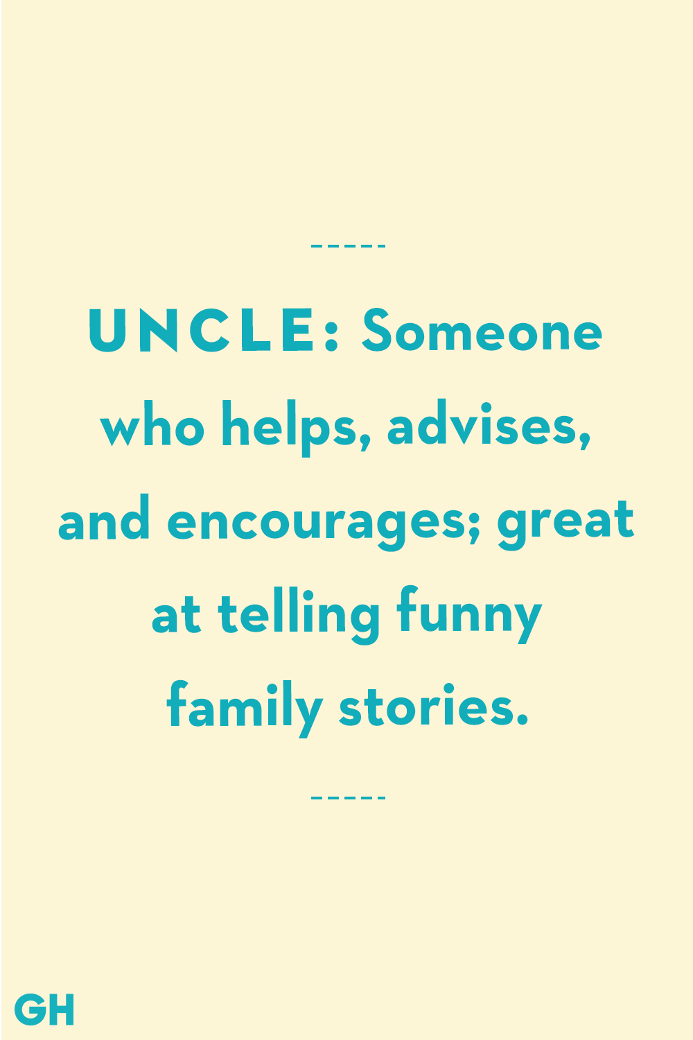 5 Greatest Uncle Quotes - Funny and Loving Quotes About Uncles