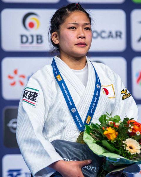 2017 Dusseldorf Judo Grand Prix 渡名喜 風南