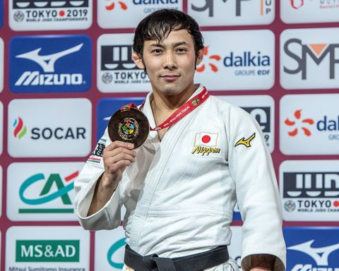 2019 Paris Judo Grand Slam (9-10 February)髙藤 直寿