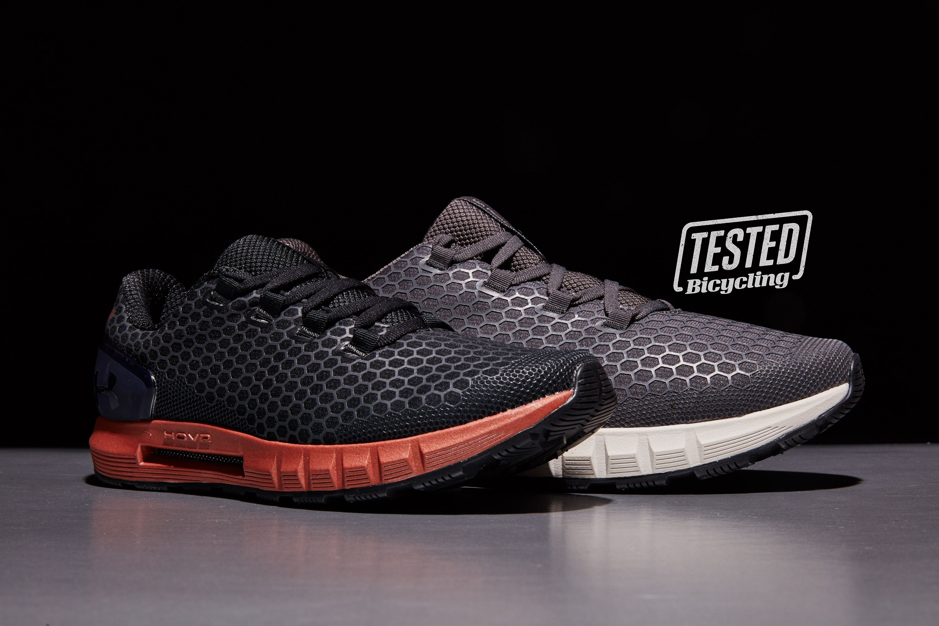 Under Armour Hovr CGR Connected Winter Running Shoes