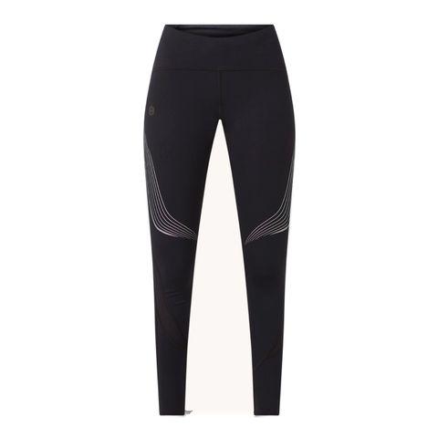 under armour hardlooplegging legging hardlopen kleding hardloopkleding zwart gear