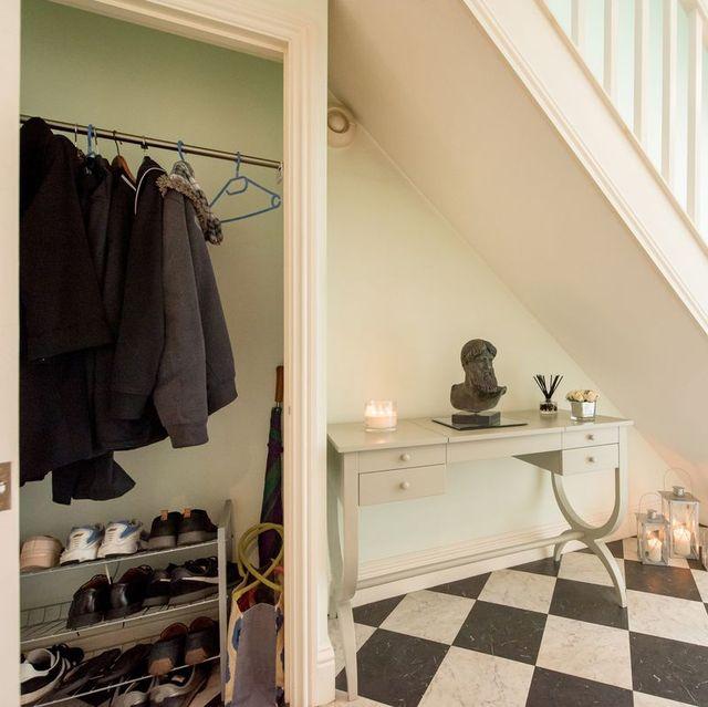 under stairs cupboard storage ideas