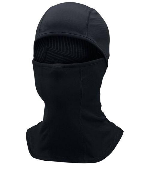 Clothing, Black, Helmet, Hood, Cap, Balaclava, Neck, Headgear, Beanie, Personal protective equipment,