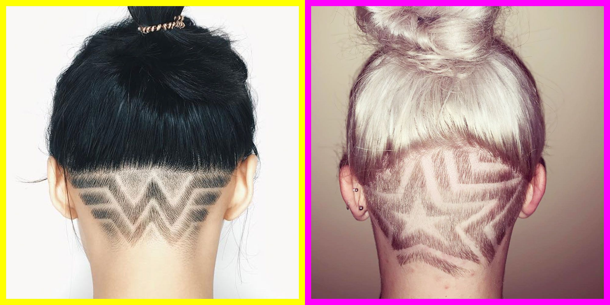 20 Undercut Designs and Hairstyles for 2019
