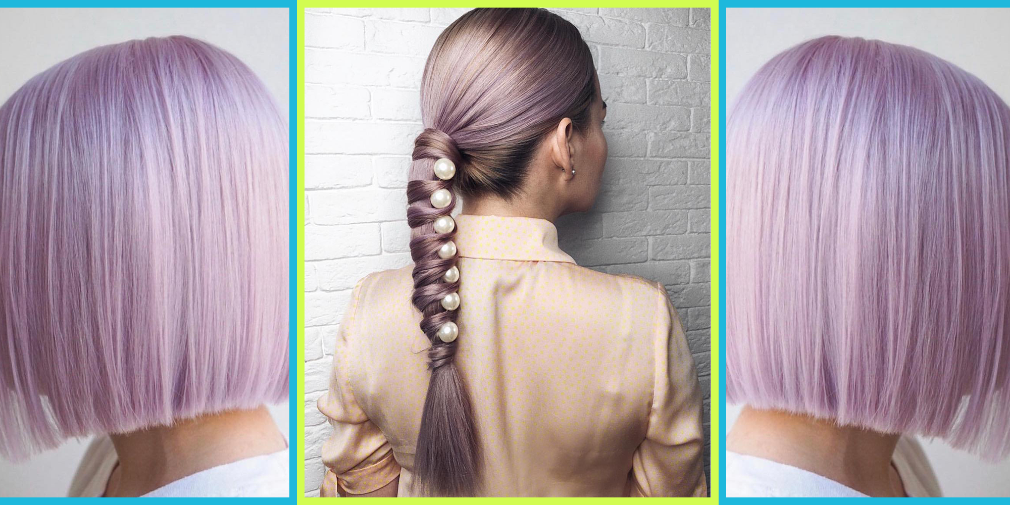 20 Lilac Hair Ideas Worth Copying, Uh, Yesterday
