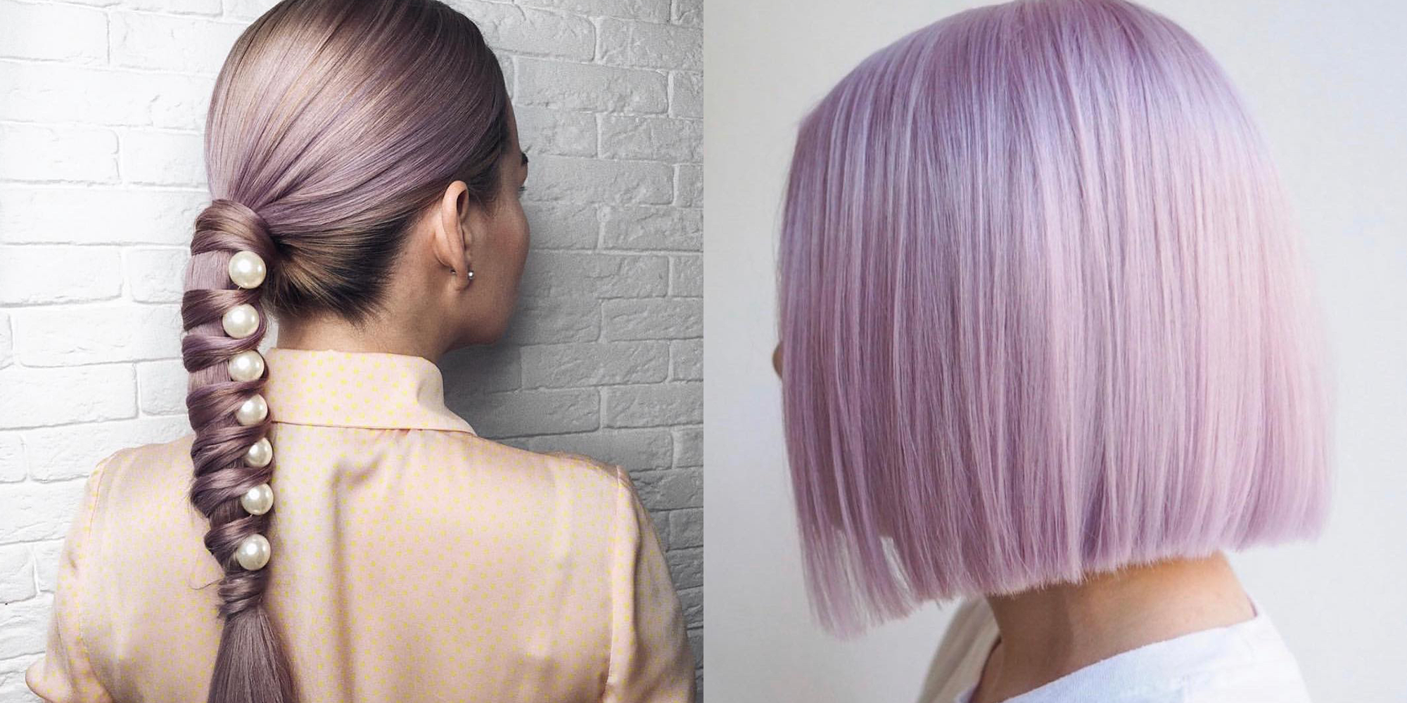 20 Lilac Hair Ideas for 2019 - How to Care for Purple Hair