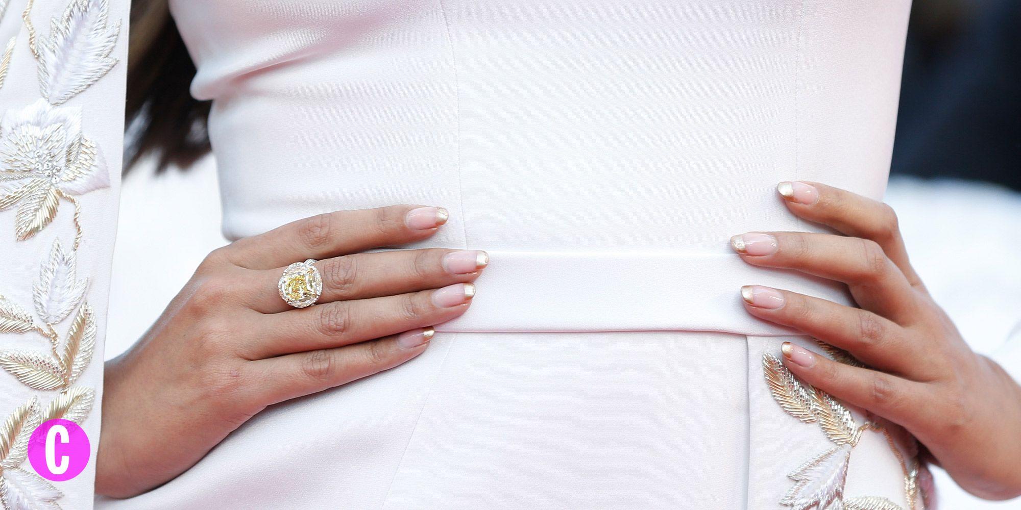 Top 4 idee per unghie con french gel bianche e colorate PW58