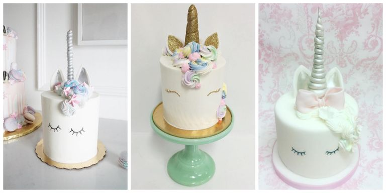 These Delightful Unicorn Cakes Look Too Magical To Be Real