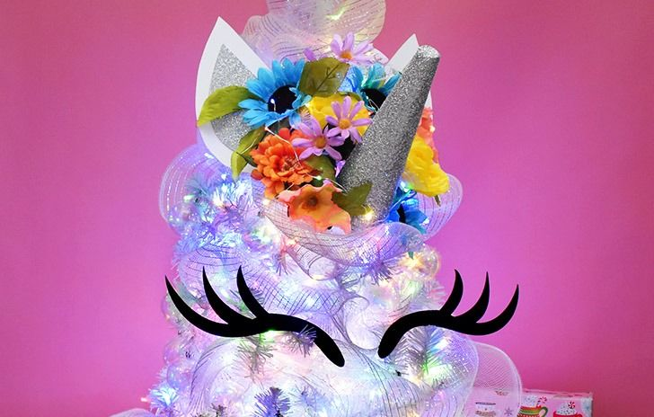 10 Best Unicorn Christmas Trees to Make This Holiday Season Even More Magical