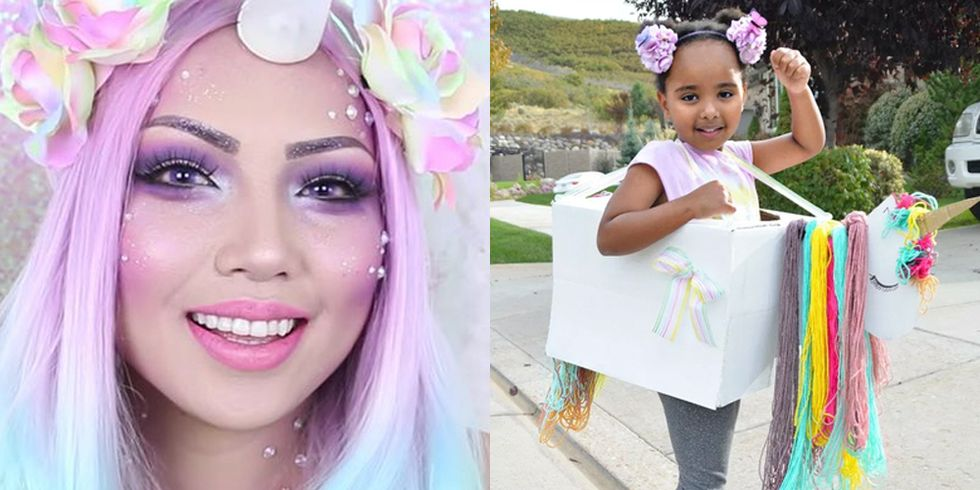 5 Magical DIY Unicorn Costumes for Halloween