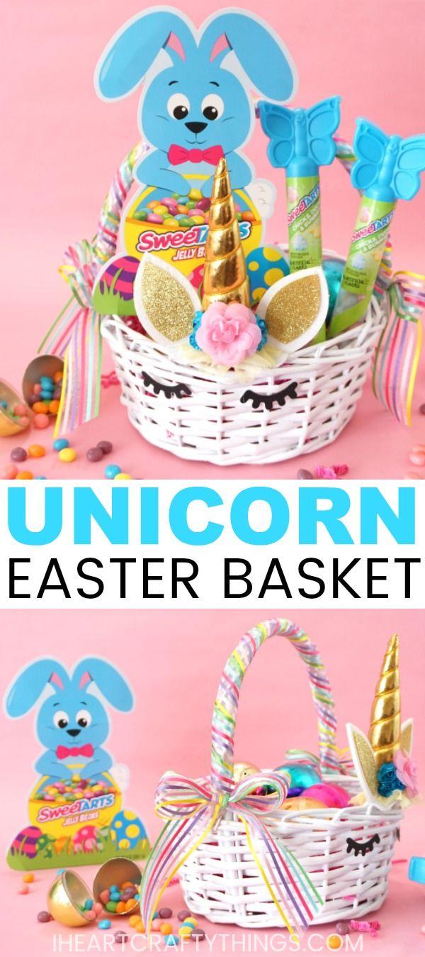 32 DIY Easter Basket Ideas - Unique Homemade Easter Baskets