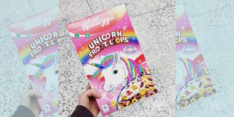 You can now get Unicorn Fruit Loops in the UK