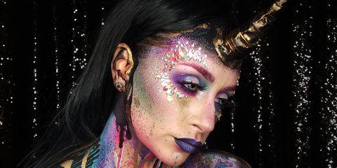 Halloween Looks With Everyday Makeup.20 Best Unicorn Makeup Looks And Tutorials For 2019 Halloween