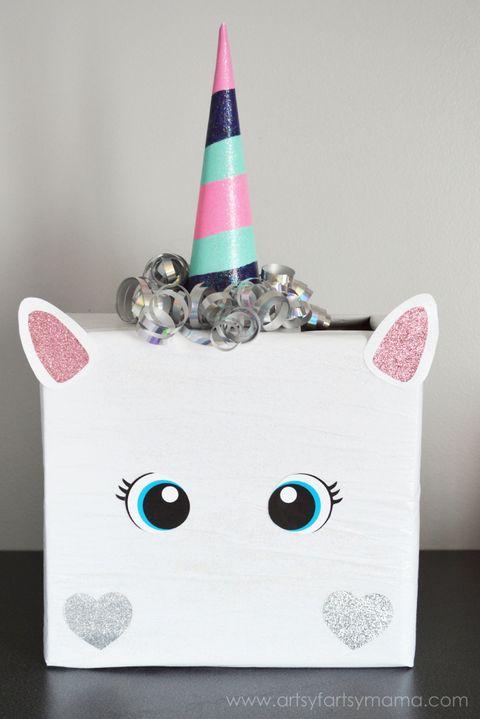 Unicorn - Valentine Boxes