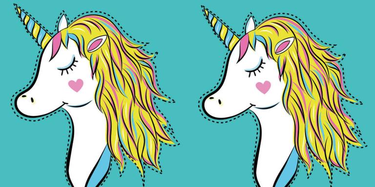 Decoraci n unicornio lidl lanza una colecci n inspirada for Decoracion para pared de unicornio
