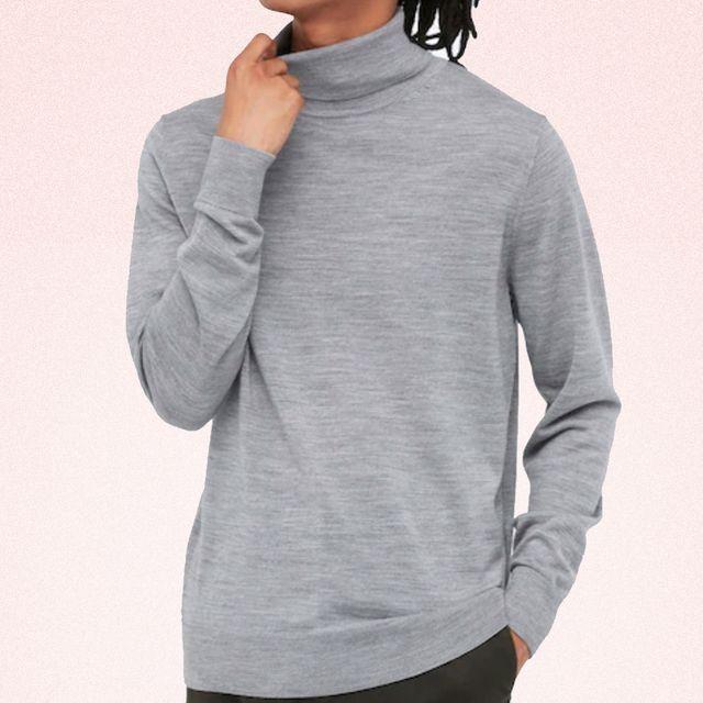 uniqlo turtleneck sweater