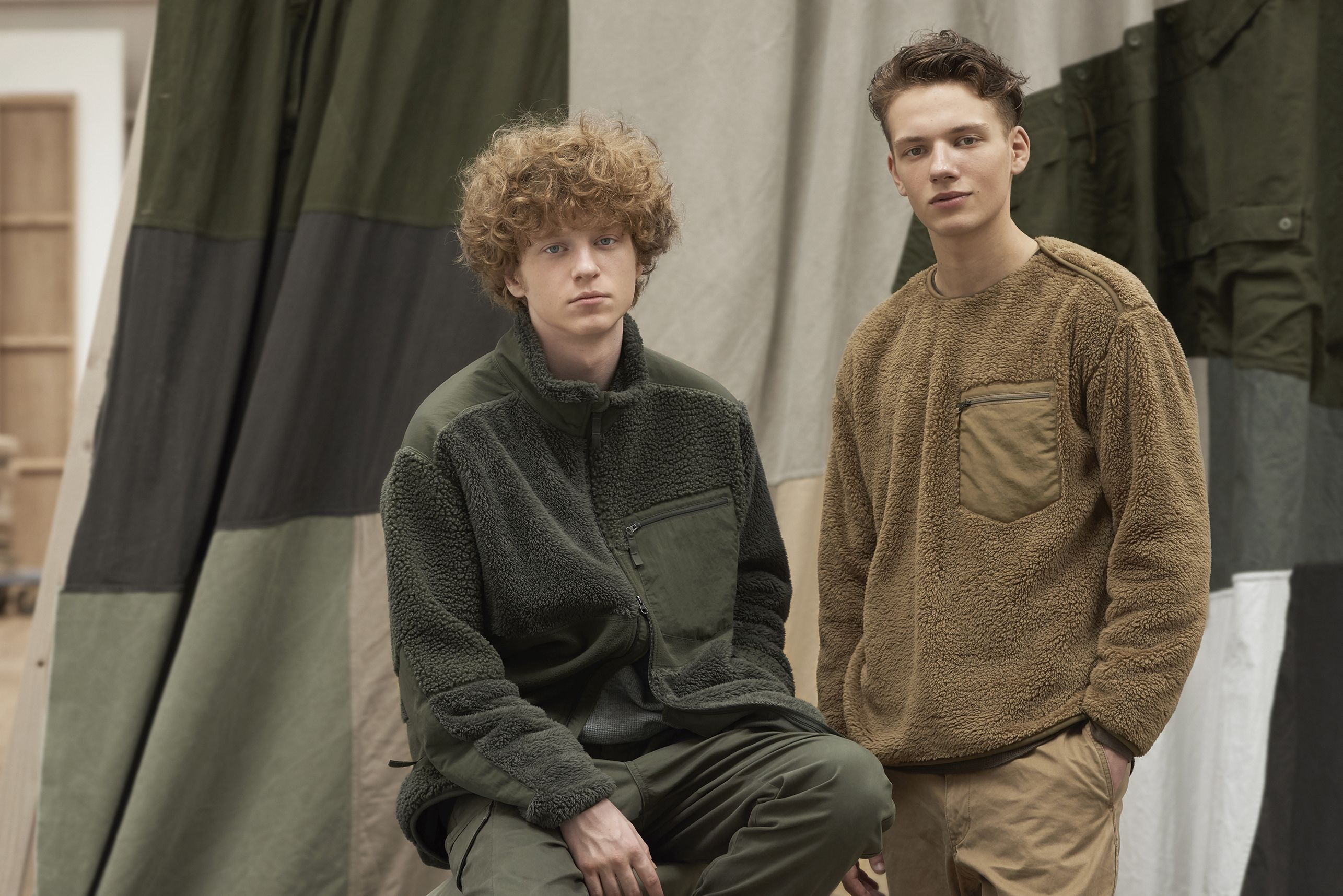 Uniqlo x Engineered Garments Is Your Affordable Ticket to an Extra-Cozy Fall