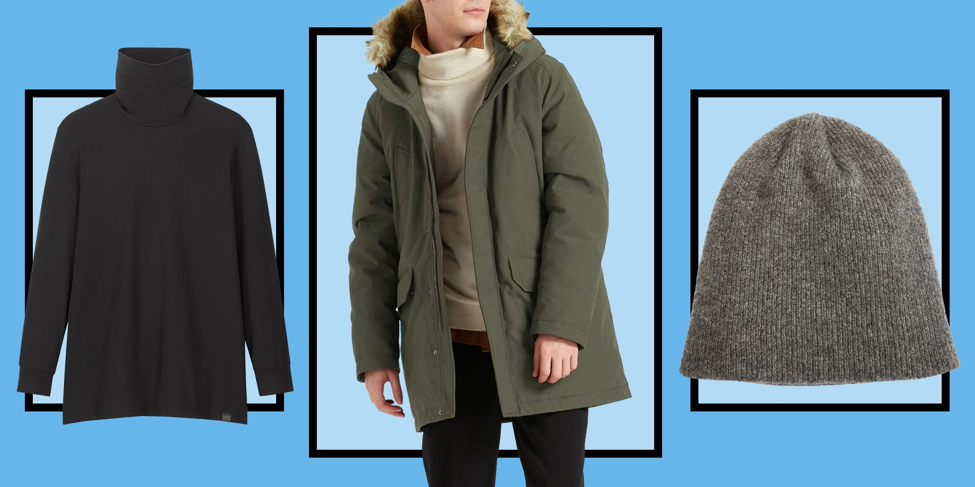 8 Must-Have Pieces That'll Keep You Warm All Winter Long
