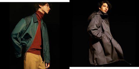 Clothing, Fashion model, Fashion, Trench coat, Outerwear, Coat, Overcoat, Collar, Jacket, Fashion design,