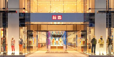 Building, Door, Facade, Architecture, Shopping mall, Outlet store, Retail,