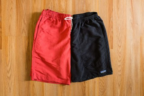 uniqlo vs patagonia shorts